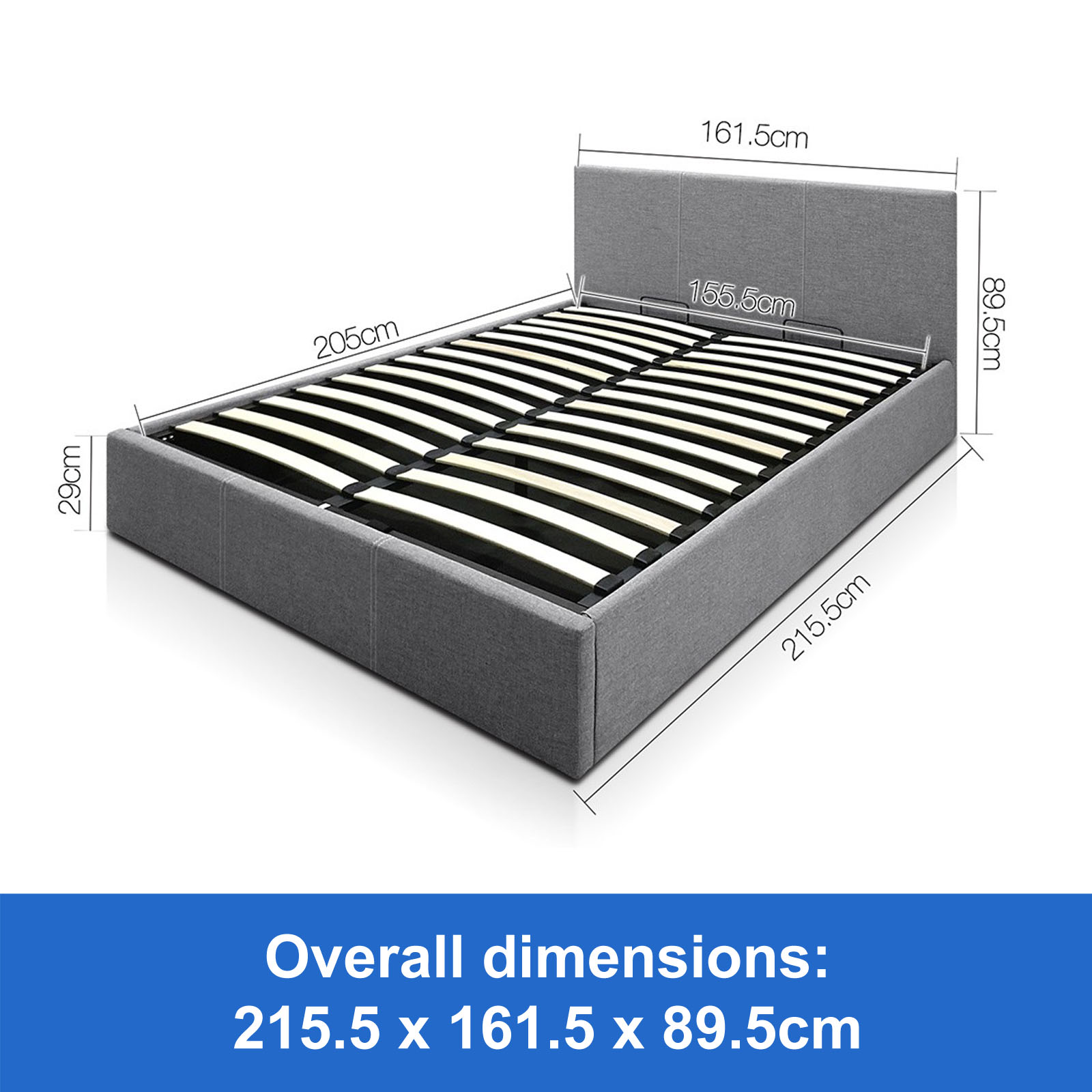 Queen Bed And Mattress Package Melbourne
